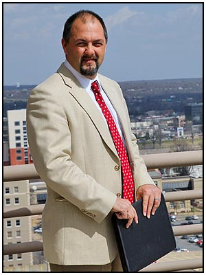 Gary J. Barrett, Attorney-at-Law with the Barret Law Firm